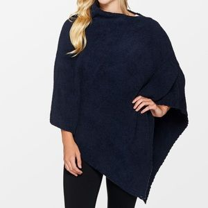 NEW Barefoot Dreams Boatneck Poncho